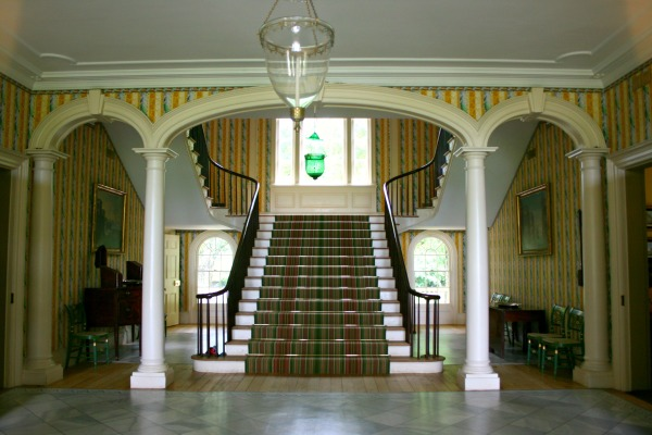 Boscobel Foyer